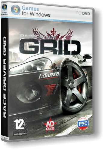 Race Driver: GRID (2008) PC | RePack от xatab