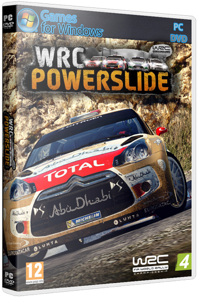 WRC Powerslide (2014) PC | RePack от xatab