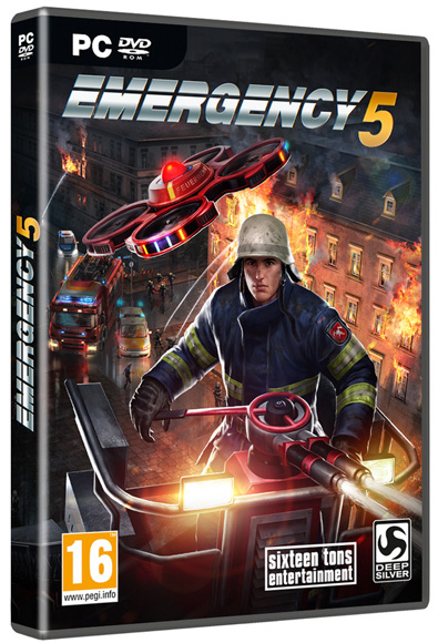 Emergency 5 - Deluxe Edition [Update 12] (2014) PC | RePack от xatab