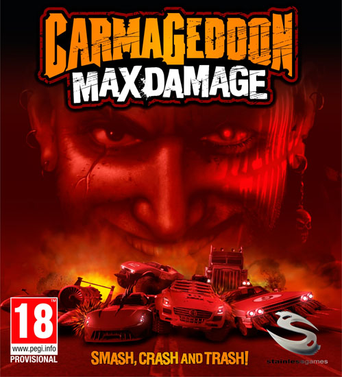 Carmageddon: Max Damage [Update 3 + 1 DLC] (2016) PC | RePack от xatab
