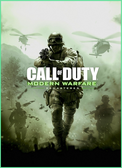 Call of Duty: Modern Warfare - Remastered [Update 4] (2016) PC | RePack от xatab