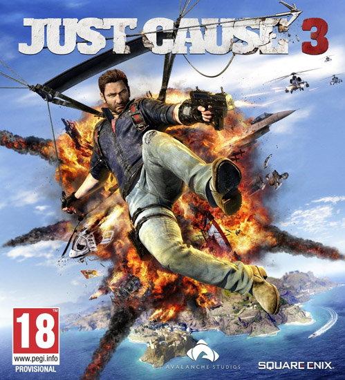 Just Cause 3: XL Edition [v 1.05 + DLC's] (2015) PC | RePack от xatab