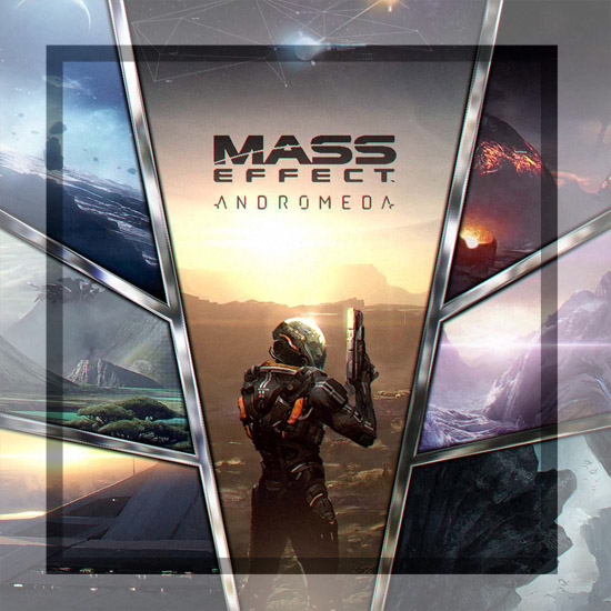 Mass Effect Andromeda. Super Deluxe Edition (2017) PC | RePack от xatab