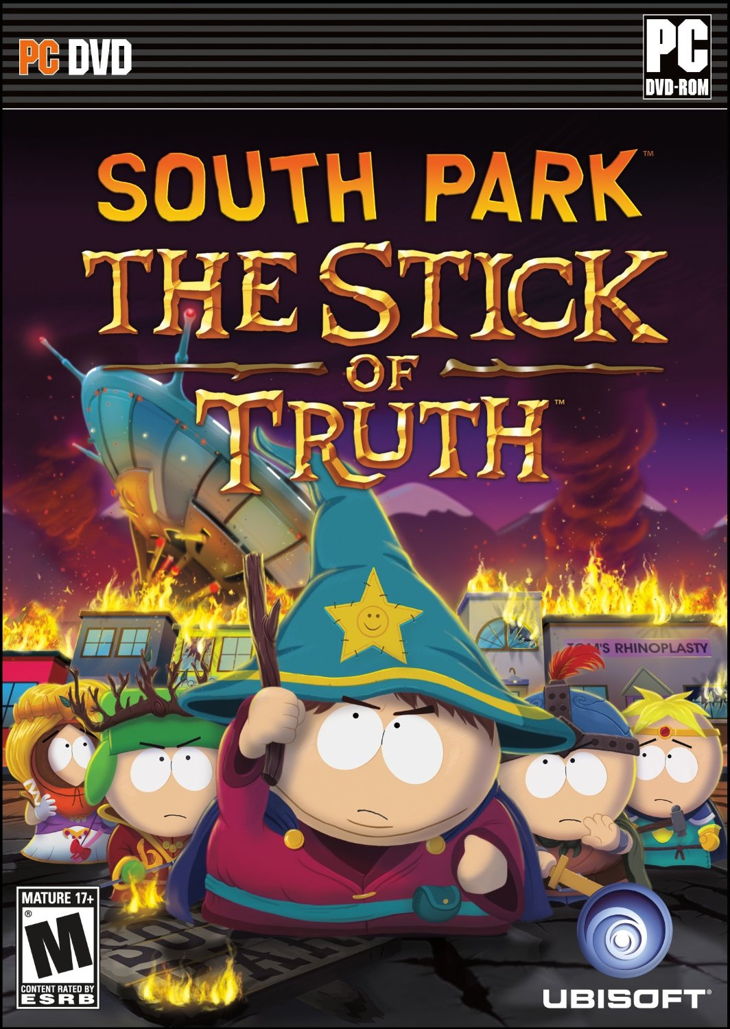 South Park: Stick of Truth  (2014) PC | RePack от xatab