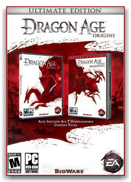 Dragon Age™: Origins – Ultimate Edition (Electronic Arts) (RUS|ENG) [RePack] by xatab