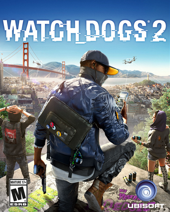 Watch Dogs 2: Digital Deluxe Edition (2016) PC | RePack от xatab