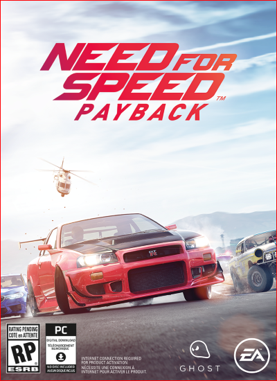 Need for Speed: Payback (2017) PC | RePack by xatab