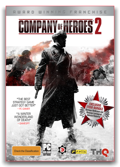 Company of Heroes 2: Master Collection [v 4.0.0.21863 + DLC's] (2014) PC | RePack от xatab