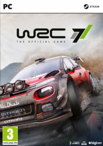 WRC 7 FIA World Rally Championship (2017) PC | RePack от xatab