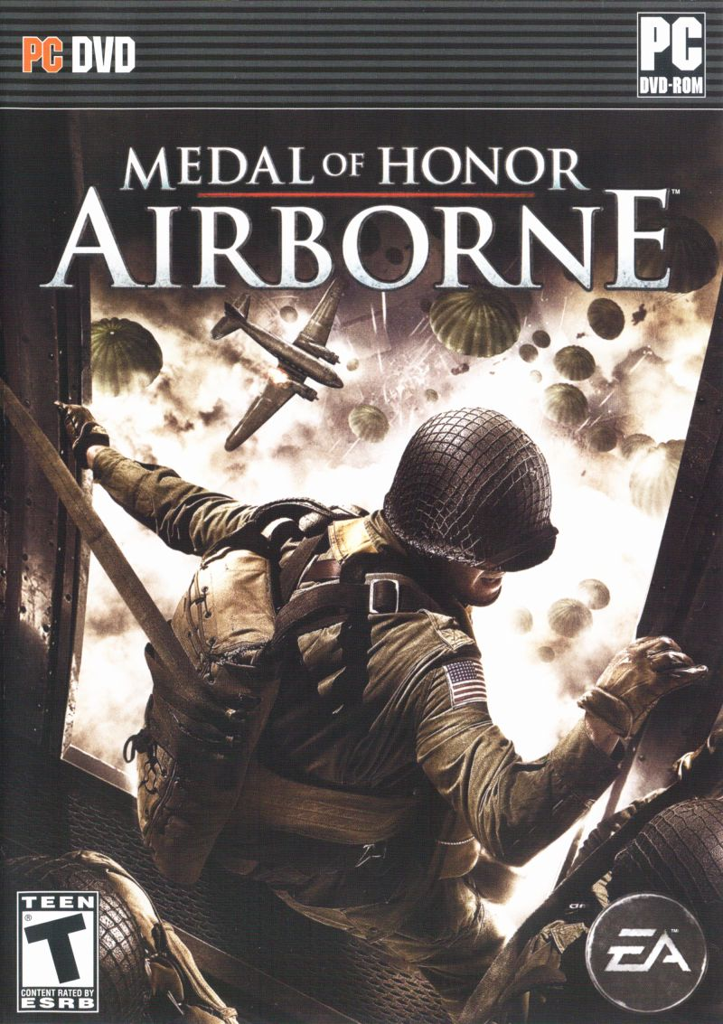 Medal Of Honor. Airborne (2007) Repack от xatab
