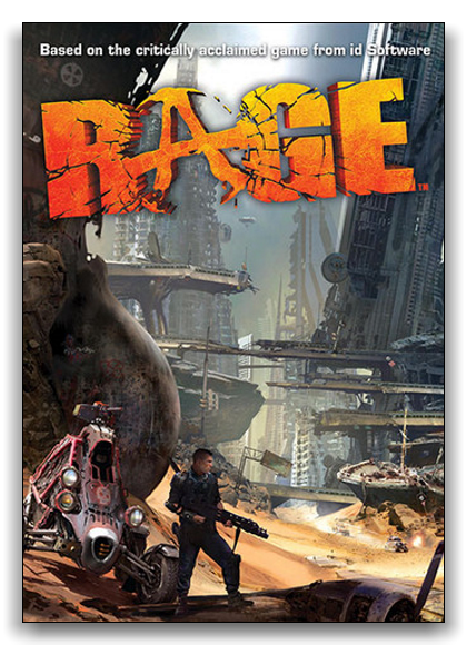 Rage: Anarchy Edition (2011) PC | RiP by xatab