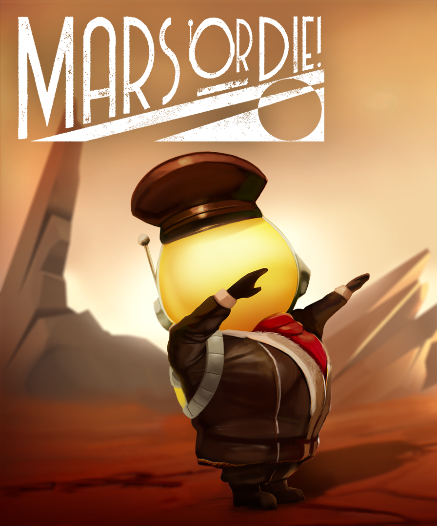 Mars or Die! (2018) PC | Лицензия