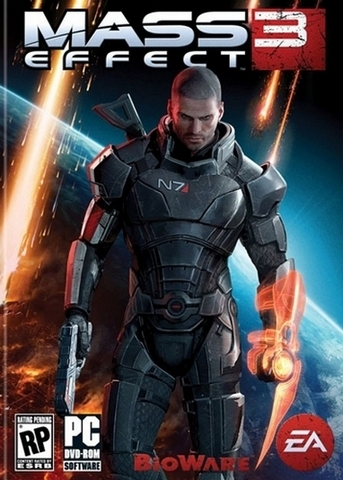 Mass Effect 3 Digital Deluxe Edition (2012) PC | RePack by xatab