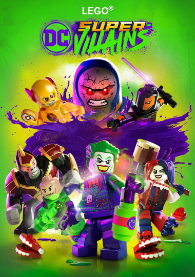 LEGO DC Super-Villains Deluxe Edition  (2018) PC | RePack  by xatab