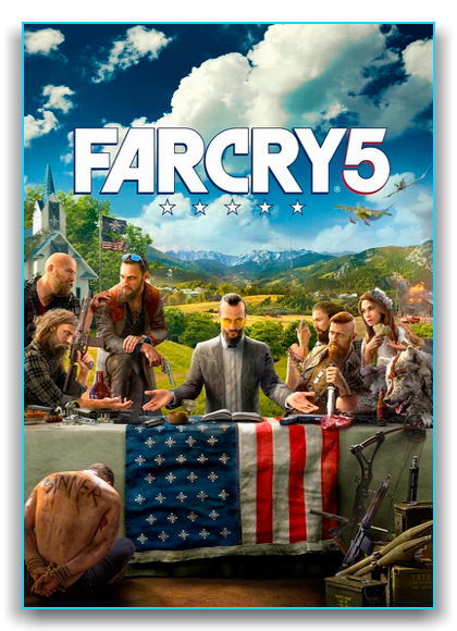 Far Cry 5: Gold Edition [v 1.011 + DLCs] (2018) PC | RePack by xatab