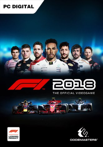F1 2018: Headline Edition [v 1.16 + DLC] (2018) PC | RePack by xatab