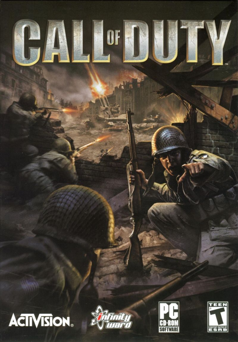 Call of Duty + United Offensive (2003-2004) PC | Лицензия