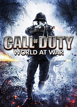 Call of Duty: World at War (2008) PC | RePack от xatab