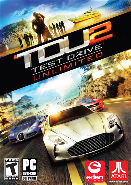 Test Drive Unlimited 2: Complete Edition (2011-2012) PC | RePack от xatab