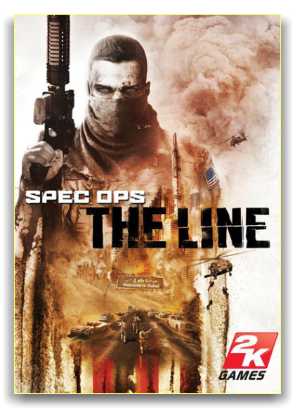 Spec Ops: The Line (2012) PC |  (RUS/ENG) [RePack] by xatab