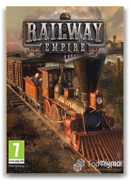 Railway Empire  (v.1.13.0.25864 + DLC ) RePack by xatab
