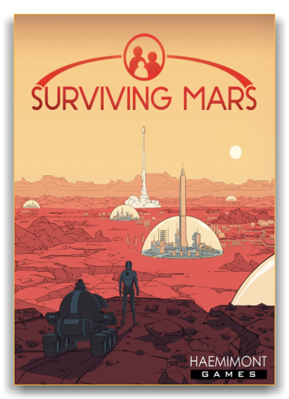 Surviving Mars Green Planet  (2018) PC | RePack от xatab