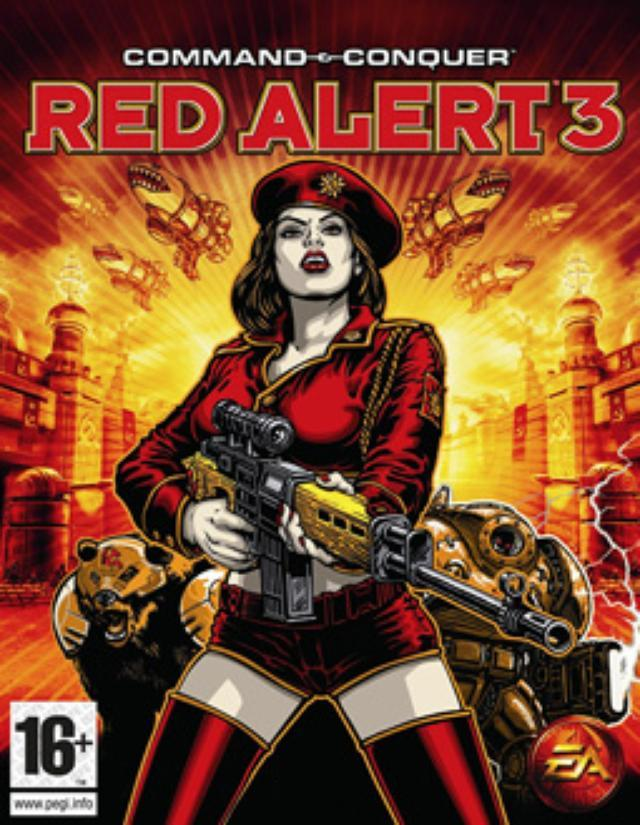 Command & Conquer: Red Alert 3 (2008) RePack от xatab
