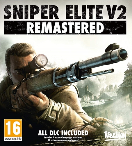 Sniper Elite V2 Remastered (2019) PC | RePack от xatab