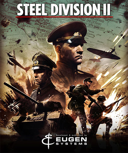 Steel Division 2 Total Conflict Edition [v 39889 +  DLC] (2019) PC | RePack от