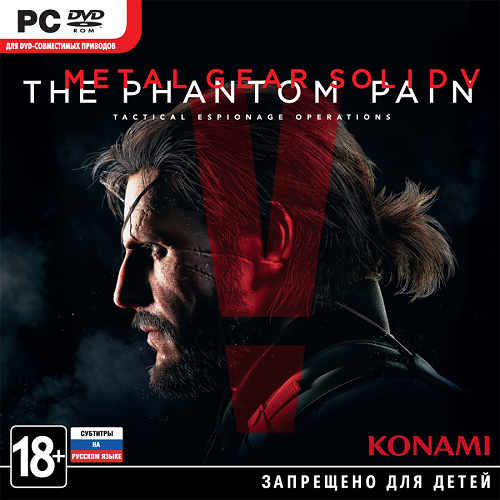 Metal Gear Solid V: The Phantom Pain [v 1.15] (2015) PC | Repack от xatab