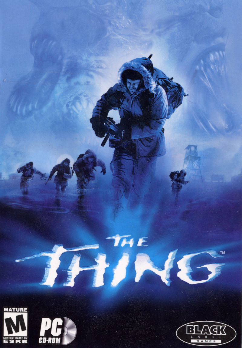 The Thing v.1.2 (2002) PC | Лицензия