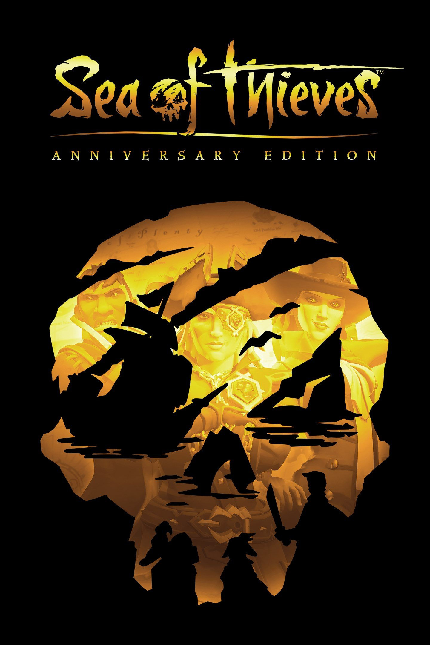 Sea of Thieves: Anniversary Edition [MStore-Dump] (2018) PC | Лицензия