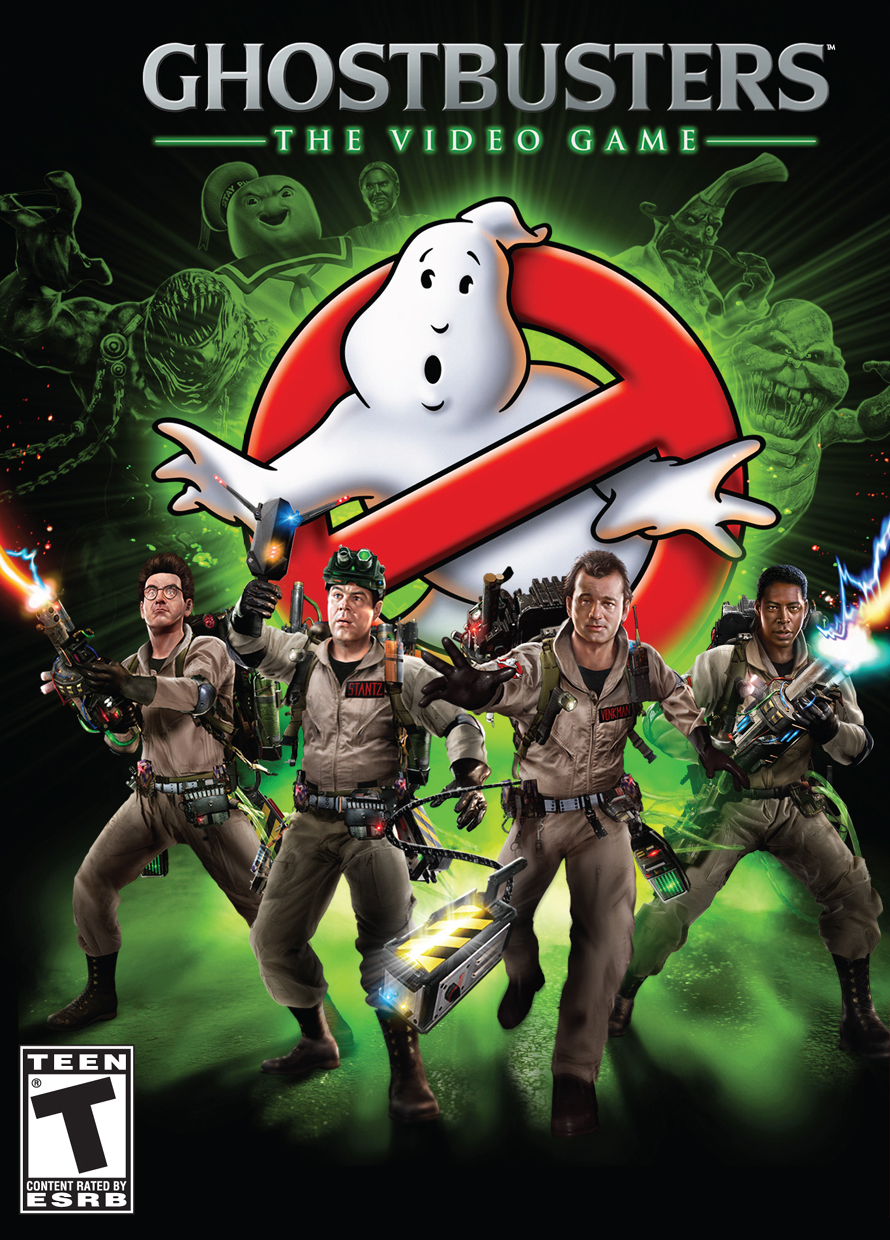Ghostbusters: The Video Game [L] (2009) PC | Лицензия