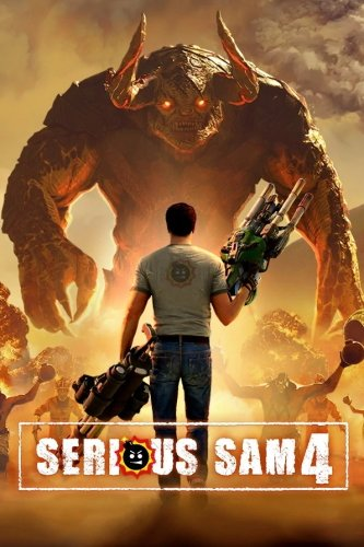Serious Sam 4: Deluxe Edition [v 1.01 + DLC]